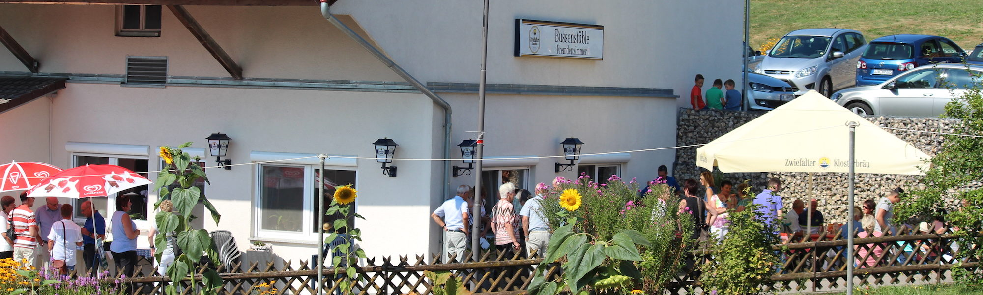 Restaurant bei Biberach